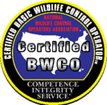 Certified Basic Wildlife Control Operator
